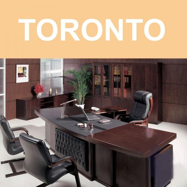 chef b ro b rom bel schreibtisch luxus schreibtisch cheftisch tisch toronto ebay. Black Bedroom Furniture Sets. Home Design Ideas